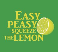 Easy Peasy Squeeze the Lemon Kids Clothes