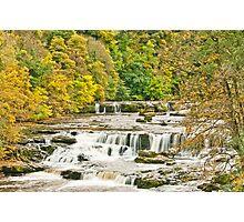Upper Aysgarth Falls Photographic Print