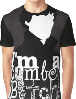 I'm A Cumberbitch Graphic T-Shirt