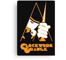 A Clockwork Orange Canvas Print