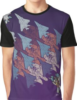 Transformation Tessellation Graphic T-Shirt