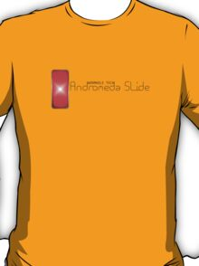 Andromeda Slide - Wormhole Tech T-Shirt