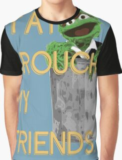 Stay Grouchy Graphic T-Shirt