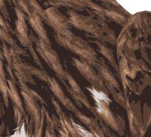Giant Eagle Bird Sticker