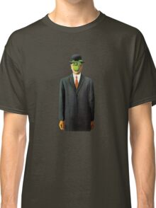 In the style of Magritte Classic T-Shirt