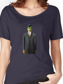 In the style of Magritte Women's Relaxed Fit T-Shirt