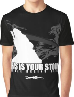 This is your story - Auron Graphic T-Shirt