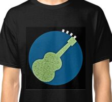 Earth Guitar - sounds of the Universe Classic T-Shirt