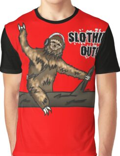 Slothing Out! Graphic T-Shirt