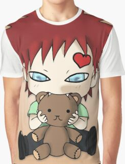 Chibi Love Boy Graphic T-Shirt