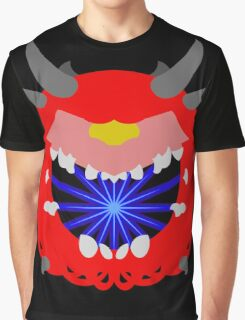 Doom Cacodemon Graphic T-Shirt