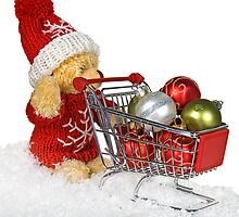 Christmas Shopping by Maria Dryfhout