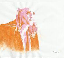 Riff Raff in Orange by Schmia