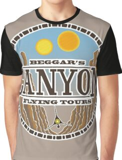 Beggars Canyon Tours Graphic T-Shirt