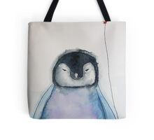 WHO SAYS I CAN'T FLY Tote Bag