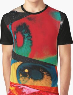 2001 Eyes Graphic T-Shirt