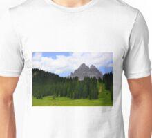 Tre Cime di Lavaredo  Unisex T-Shirt