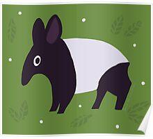 The Teeny Tiny Tapir Poster