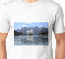 Sorapiss from Misurina lake  Unisex T-Shirt