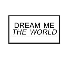 """Dream Me the World"" from The Raven Cycle by Mandy Huibregtsen"