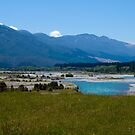 Wairau Valley - Marlborough Region - South Island - New Zealand by Paul Davis