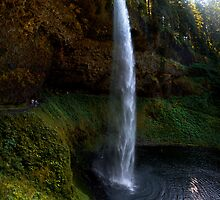 Silver Falls, Oregon, USA by Jennifer Bailey