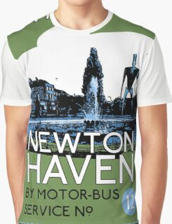 Visit Newton Haven (The World's End) Graphic T-Shirt