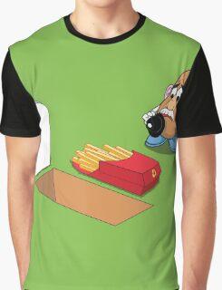 Toy Story Mr Potato Head Burying his dead Graphic T-Shirt