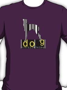 Barcode Dog T-Shirt