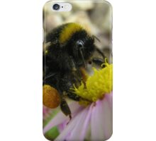 Adorable Bumble Bee iPhone Case/Skin
