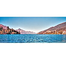 Lake Wakatipu, Queenstown, New Zealand, November 2011 Photographic Print