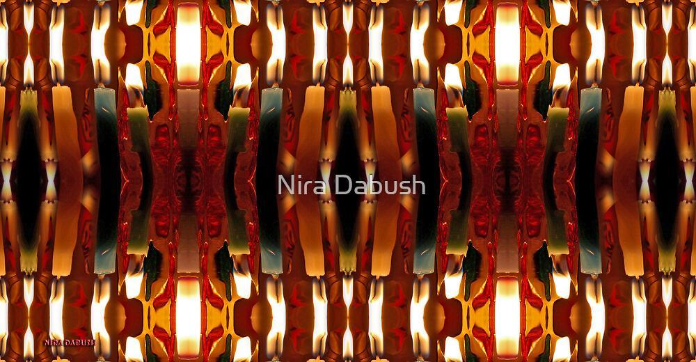 Candles Light by Nira Dabush