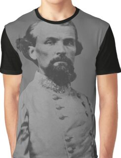 General Nathan Bedford Forrest Graphic T-Shirt