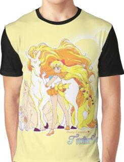 Pretty Guardian Trainer Venus Graphic T-Shirt