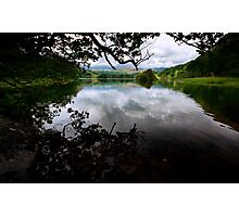 Reflections Of Rydal Water Photographic Print