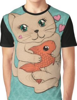 Sushi Love Graphic T-Shirt
