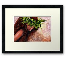 Deep Thought Framed Print