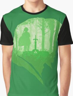 Hylian Hero Graphic T-Shirt