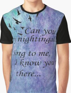 My Nightingale Graphic T-Shirt