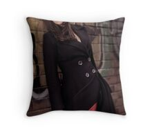 Amanda Tapping - Actors Studio Limited Edition Series Print [A13] Throw Pillow