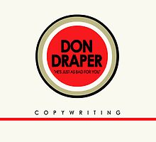 Don Draper Copywriting by Lynn Lamour
