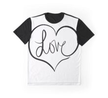Love Forever Graphic T-Shirt