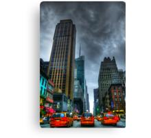 NYC016 Canvas Print