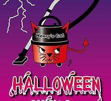 HALLOWEEN HOOVER! by mjfouldes