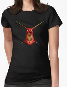 Horned Reaper Womens Fitted T-Shirt