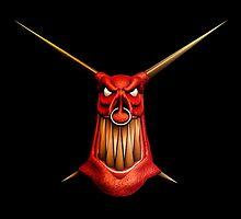 Horned Reaper by J. Danion