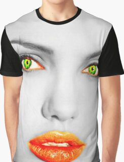 Angelina Jolie Graphic T-Shirt