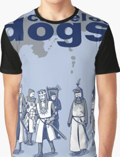 Camelot Dogs Graphic T-Shirt