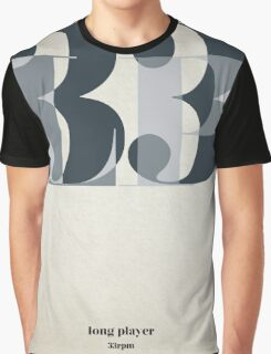 Long Player Graphic T-Shirt