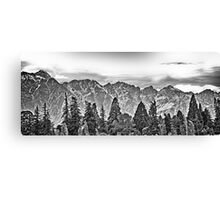 Lake Wakatipu, Queenstown II Canvas Print